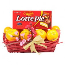 Chocolate Orange Hamper