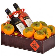 Exotic Wine Hamper