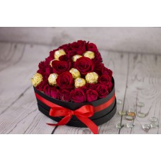 ROSE ROCHER BASKET