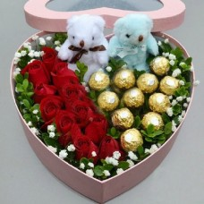 Flower Chocolate